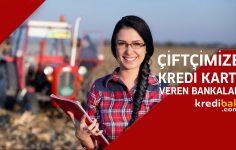 Çiftçiye Kredi Kartı Veren Bankalar Hangileridir?