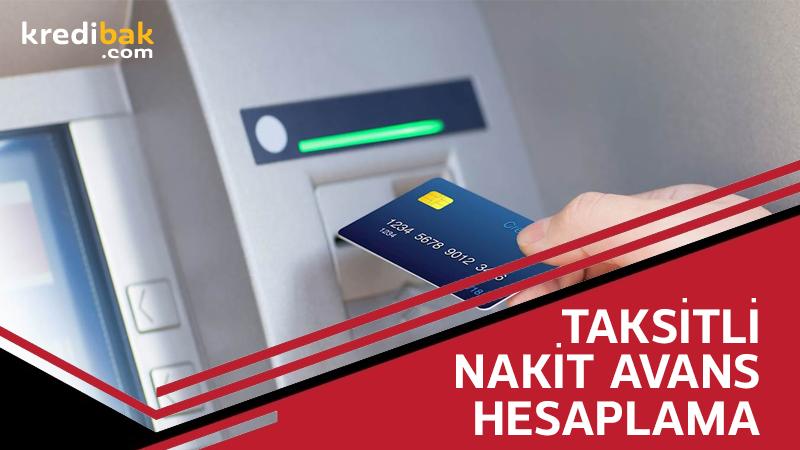 Photo of Kredi Kartı Taksitli Nakit Avans Hesaplama Nasıl Yapılır?