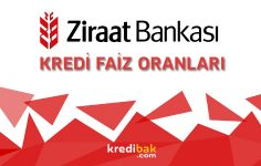 Ziraat Bankası Kredi Faizlerinde Büyük İndirime Gidiyor!