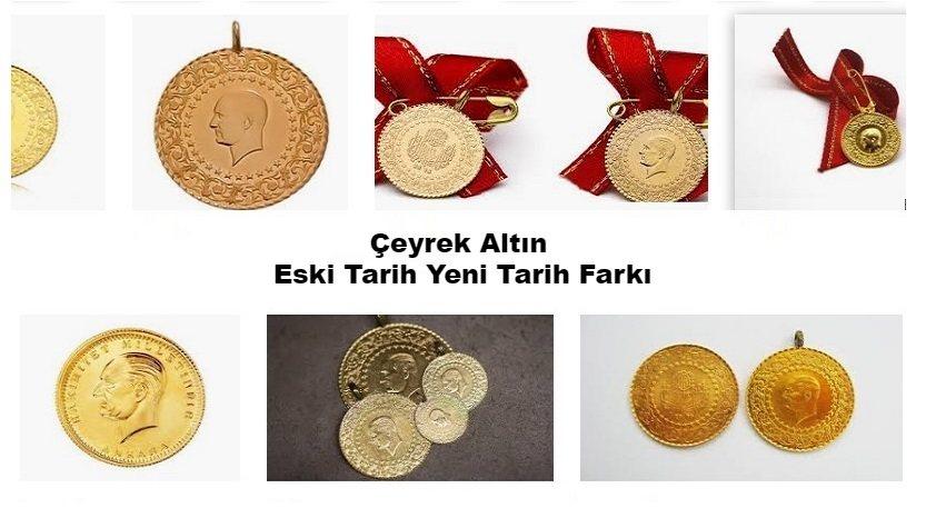 Photo of Çeyrek Altın Eski Tarih Yeni Tarih Farkı Nedir?
