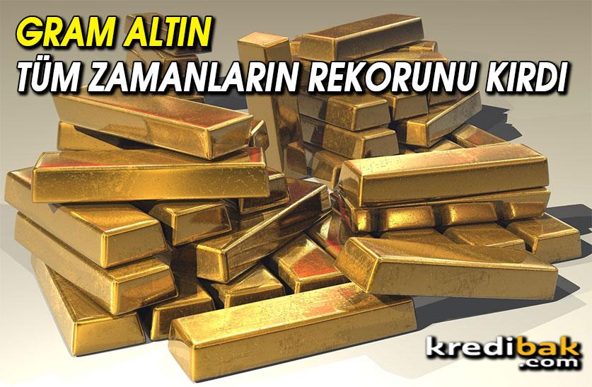 Altının-Gram-Fiyatı-Yeni-Rekor-Kırdı